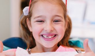tooth decay in children