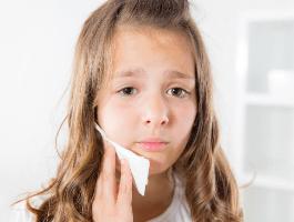 child toothache dentist